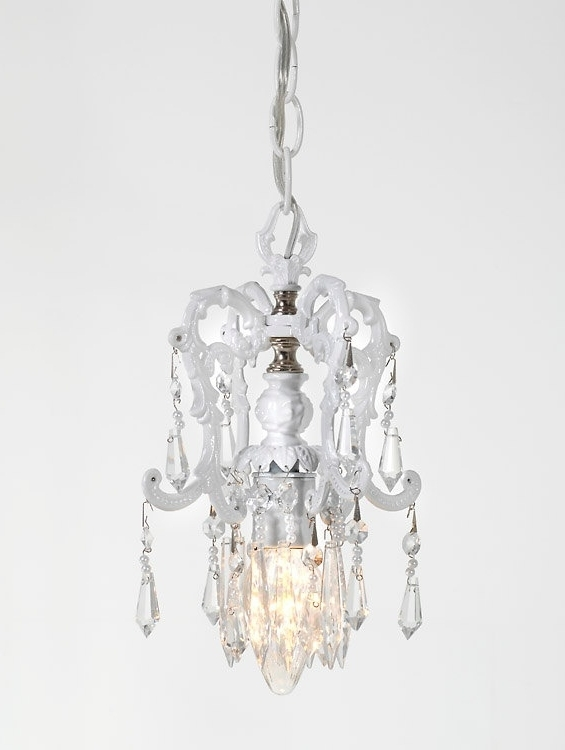 Popular Mini Chandeliers For Nursery Intended For 10 Best Nursery Chandeliers Images On Pinterest (View 8 of 10)