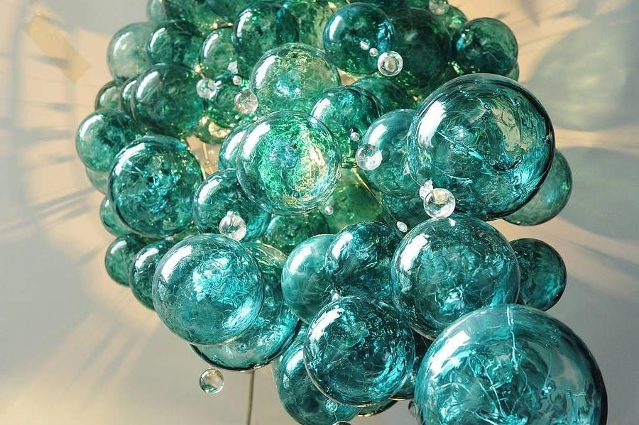 Popular Original Roast Pics Karen For Website 132 900×599 Pixels Within Turquoise Ball Chandeliers (View 8 of 10)