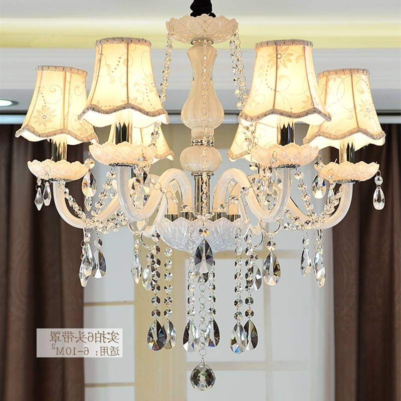 Preferred Chandelier Lampshades With Regard To 9 Best Chandelier Lamp Shades Images On Pinterest In For Decor (View 7 of 10)