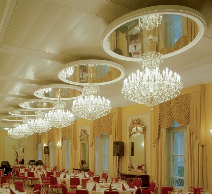 Preferred Chandeliers – Crystal Chandeliers And Maria Theresa Crystal Chandeliers Pertaining To Ballroom Chandeliers (View 8 of 10)