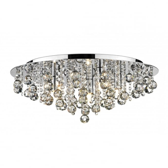 Featured Photo of Chandelier For Low Ceiling