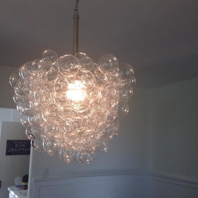 Preferred Glass Droplet Chandelier Regarding 17 Best Lighting Images On Pinterest (View 8 of 10)