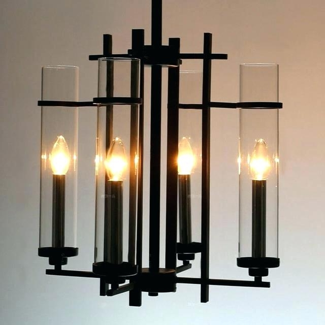 Recent Contemporary Black Chandelier Great Modern Black Chandelier Design For Black Contemporary Chandelier (View 8 of 10)
