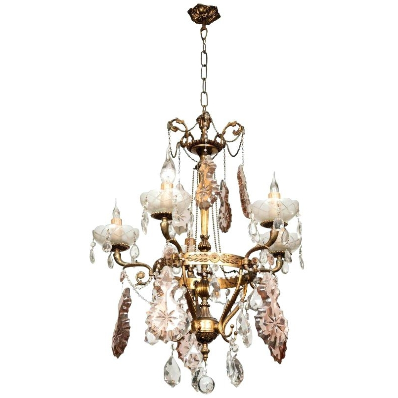 Recent Ornate Chandeliers For Ornate Chandeliers Lets Ornate Crystal Chandeliers – Pinkfolio (View 9 of 10)