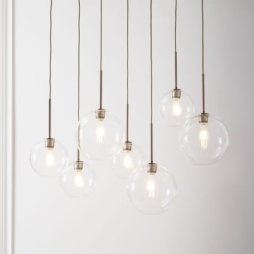 Featured Photo of 7 Light Chandeliers