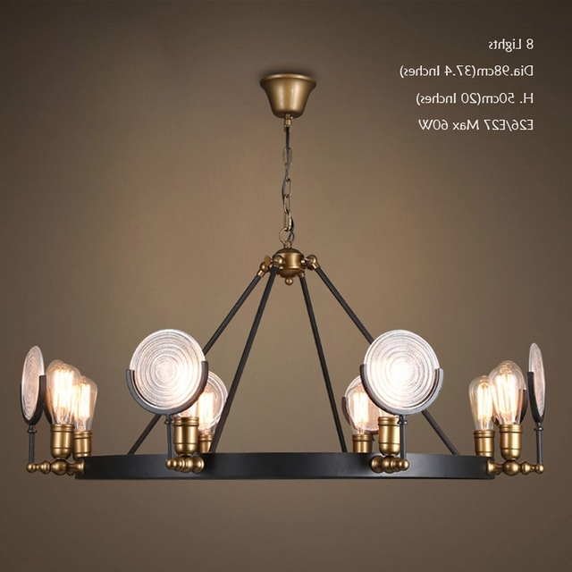 Featured Photo of Retro Chandeliers