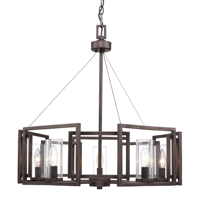 Sean Candle Style Chandelier & Reviews (Gallery 10 of 10)