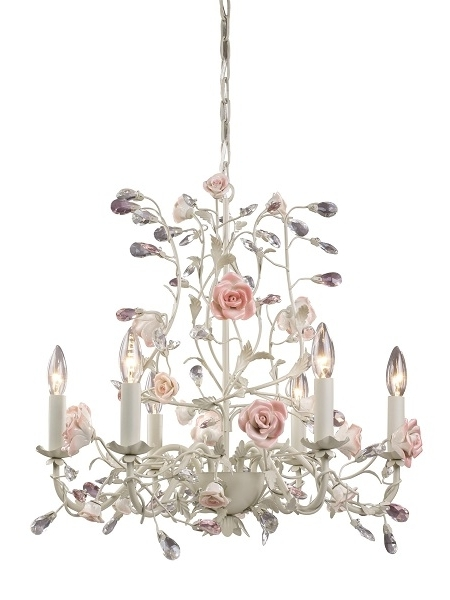 Shabby Chic Chandeliers With Regard To 2017 Shabby Chic Chandeliers – Hometone – Home Automation And Smart Home (View 7 of 10)