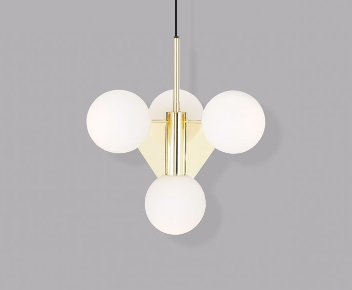 Short Chandelier With Fashionable Plane Short Chandeliertom Dixon (View 6 of 10)