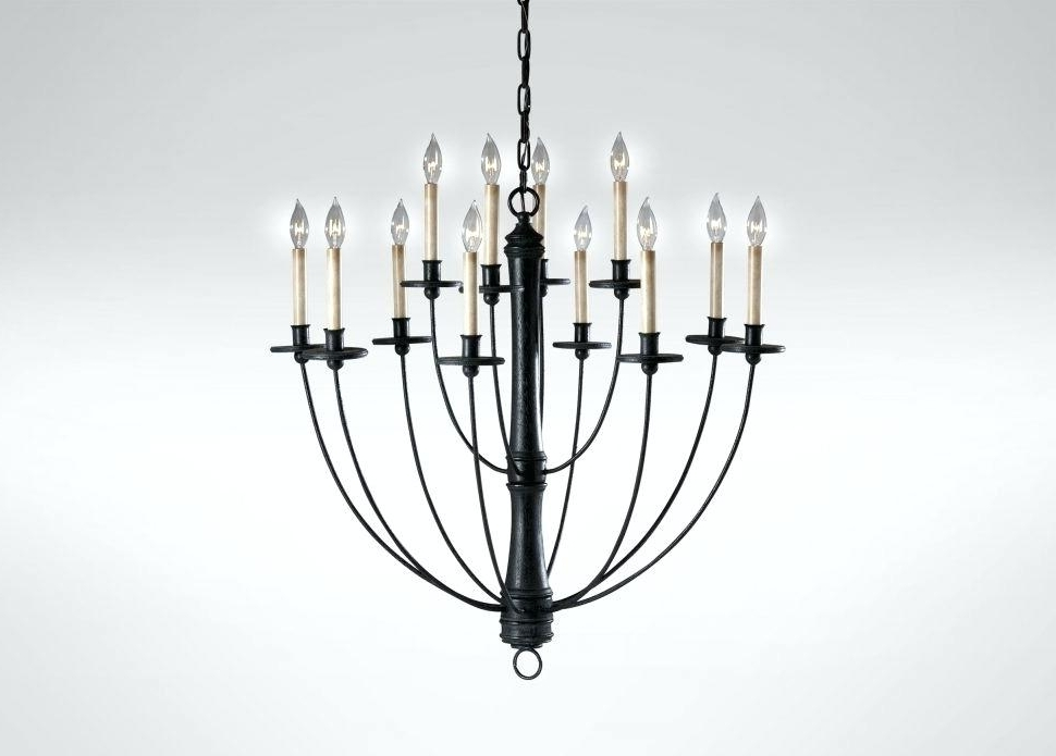 Small Black Chandelier For Bedroom Large Size Of Small Black Throughout 2018 Large Black Chandelier (View 8 of 10)