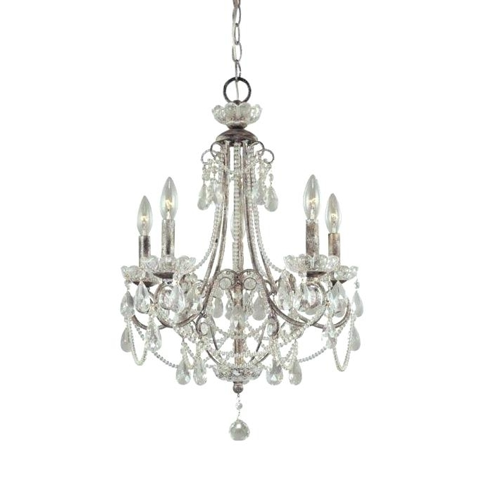 Small Chandelier Medium Size Of Glass Chandelier Beaded Chandelier With Well Known Small Glass Chandeliers (Gallery 5 of 10)