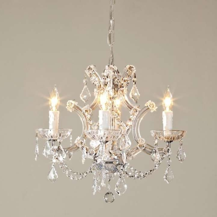 Small Chandeliers Throughout Most Current Small Chandeliers For Closets Images (View 9 of 10)