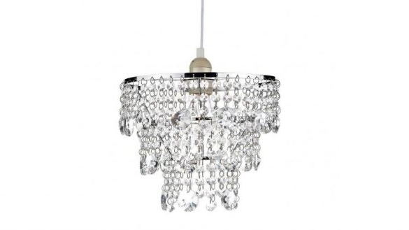 Small Crystal Chandeliers With Regard To The House Architecture With Regard To Most Popular Small Glass Chandeliers (View 8 of 10)
