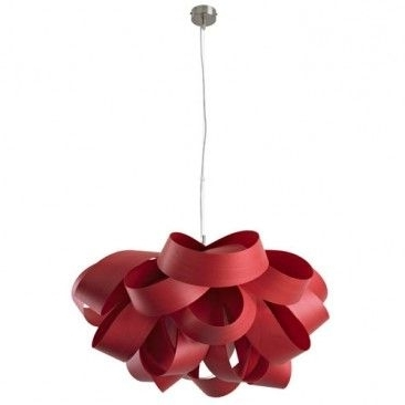 Small Red Chandelier In Latest 52 Best Pendant Chandeliers Images On Pinterest (View 9 of 10)