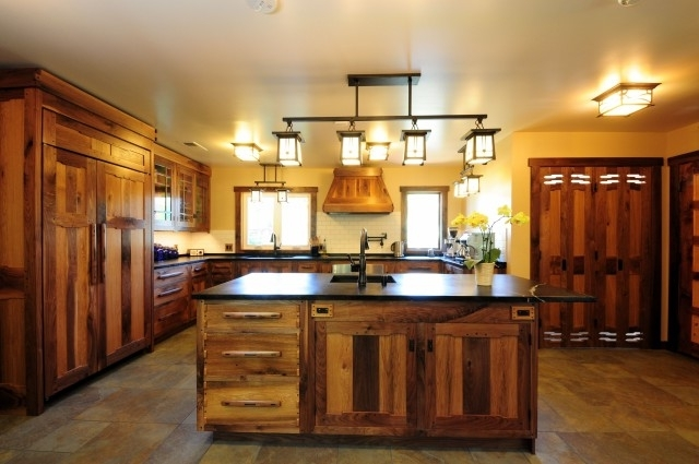 Small Rustic Kitchen Chandeliers Inside Well Known Farmhouse Chandeliers Rustic Hanging Lamp Rustic Dining Room Rustic (View 7 of 10)