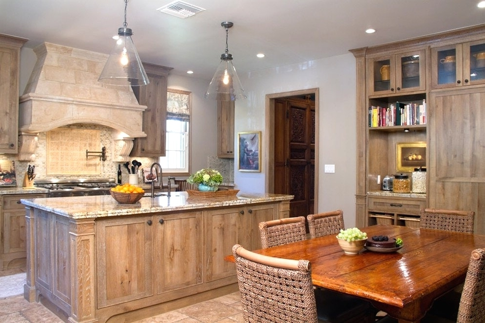 Small Rustic Kitchen Chandeliers Intended For Trendy Rustic Kitchen Island Lighting Lightings And Lamps Ideas Inside For (View 8 of 10)
