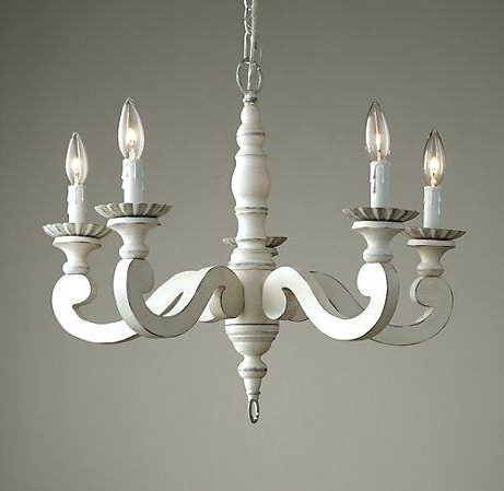 Small White Chandeliers Intended For 2017 Small White Chandelier Medium Size Of White Chandelier Mini Crystal (View 6 of 10)