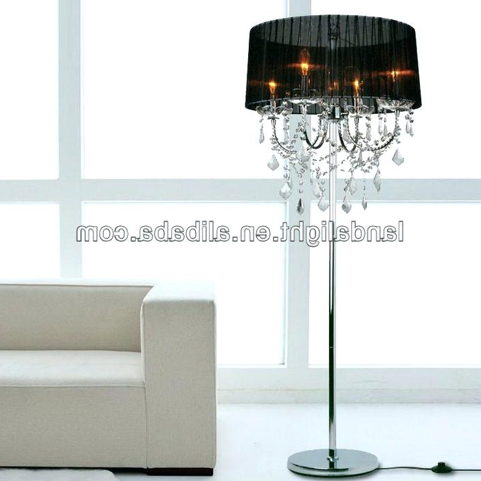 Standing Chandelier Floor Lamp Stv Stands Walmart With Mount – Owiczart Intended For Well Known Standing Chandelier Floor Lamps (View 7 of 10)