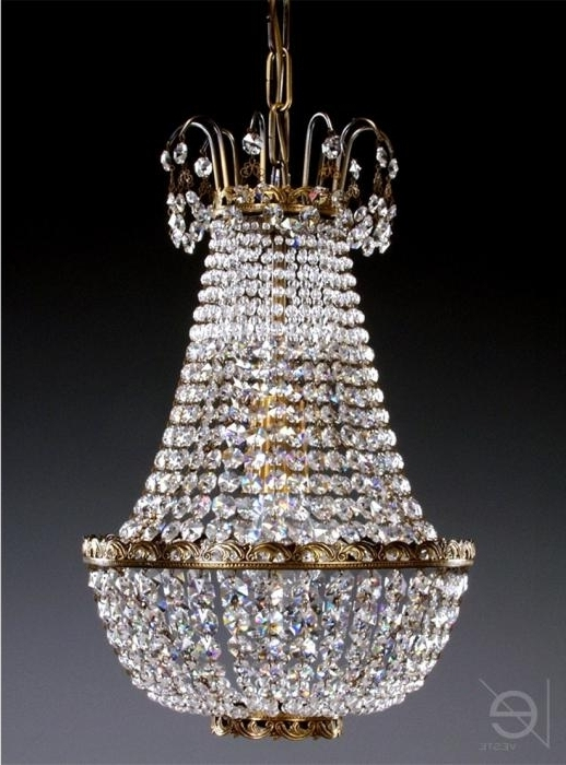 Strass Crystal Chandelier – Antique Chandelier , Www.lustry Svitidla (View 9 of 10)