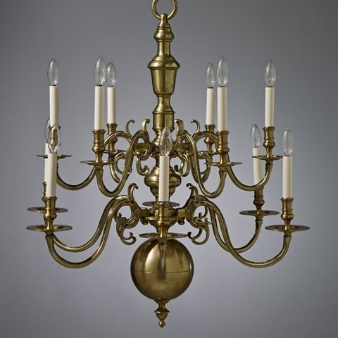 Traditional Brass Chandeliers Pertaining To Most Recently Released Coolest Brass Chandelier In Home Design Ideas With Brass Chandelier (View 8 of 10)