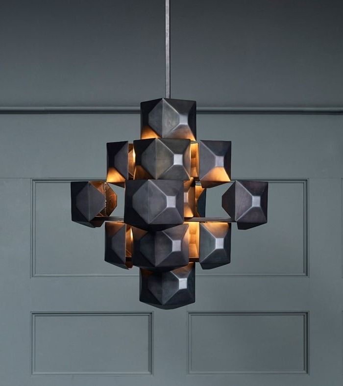 Trendy Chandeliers Intended For Most Up To Date Eye Catching Modern Chandeliers For Your Homes (View 9 of 10)