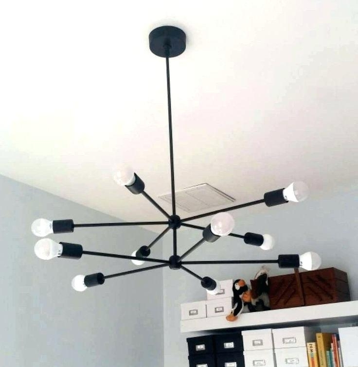 Trendy Chandeliers Within Fashionable Trendy Chandeliers Cool Dining Room Chandeliers – Englishedinburgh (View 3 of 10)