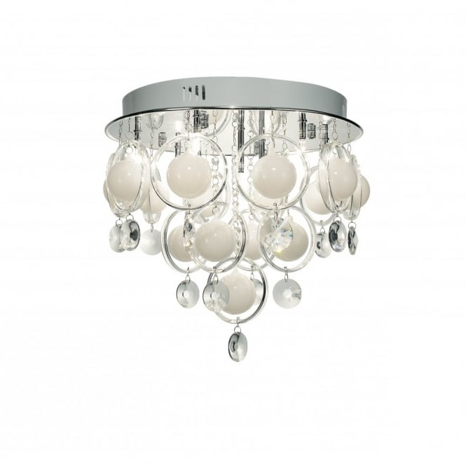 Trendy Low Ceiling Heights But Want A Chandelier Opt For A Modern Chandelier (View 8 of 10)