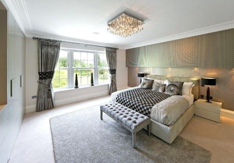 Trendy Master Bedroom Chandelier Size Bedrooms With Breathtaking In Bedroom Chandeliers (View 9 of 10)