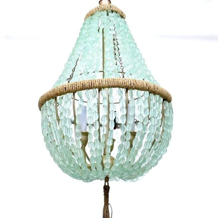 Turquoise Ball Chandeliers Throughout Famous Wooden Ball Chandeliers – Stephenphilms (View 10 of 10)