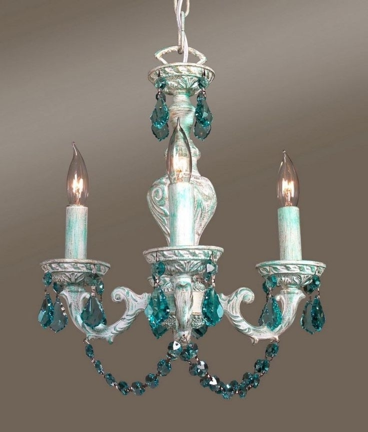 Turquoise Chandelier Crystals For Preferred 311 Best Chandeliers Images On Pinterest Light Turquoise Chandelier (View 9 of 10)