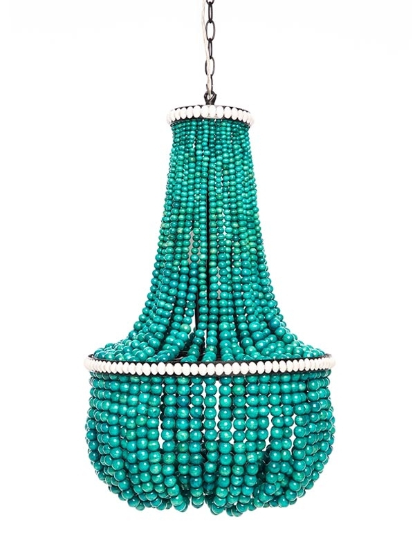 [%turquoise Wood Bead Chandelier | [ Lighting ] | Pinterest | Wood Pertaining To Well Known Turquoise Beaded Chandelier Light Fixtures|turquoise Beaded Chandelier Light Fixtures In Most Recent Turquoise Wood Bead Chandelier | [ Lighting ] | Pinterest | Wood|most Up To Date Turquoise Beaded Chandelier Light Fixtures Within Turquoise Wood Bead Chandelier | [ Lighting ] | Pinterest | Wood|most Popular Turquoise Wood Bead Chandelier | [ Lighting ] | Pinterest | Wood Regarding Turquoise Beaded Chandelier Light Fixtures%] (View 5 of 10)
