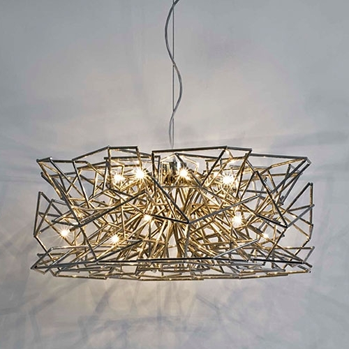Featured Photo of Ultra Modern Chandelier