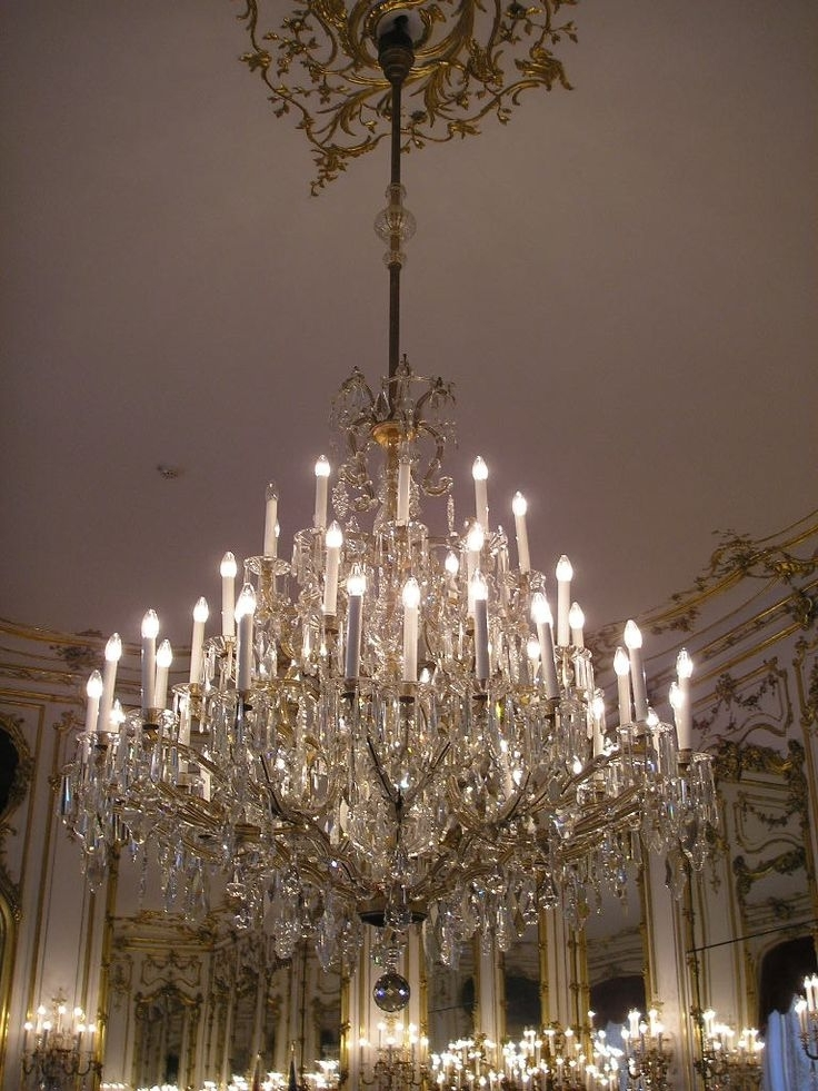 Vienna Crystal Chandeliers In Well Liked 401 Best Chandeliers Images On Pinterest Crystal Pertaining To (View 7 of 10)