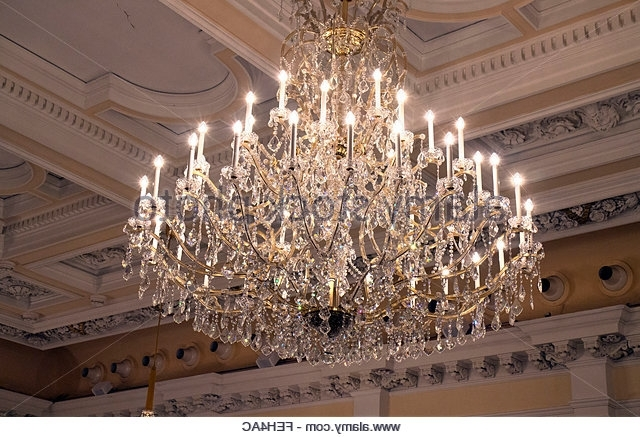 Vienna Crystal Chandeliers Within Widely Used Best Crystal Chandelier Modern Vienna Full Spectrum Lighting (View 10 of 10)