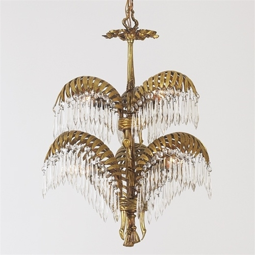 Vintage & Antique Lighting And Light Fixtures With Most Recently Released Chandeliers Vintage (Gallery 3 of 10)