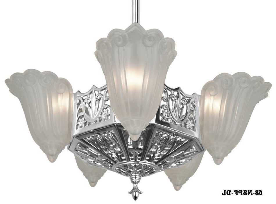 Vintage Hardware & Lighting – Throughout Recent Short Chandeliers (View 5 of 10)