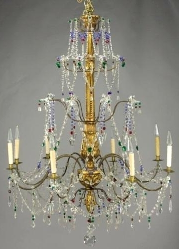 Vintage Italian Chandelier – Wecanhelpyou Within Best And Newest Vintage Italian Chandeliers (View 3 of 10)