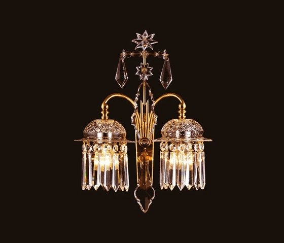 Wall Mounted Chandelier Lighting Regarding Most Recently Released Wall Mounted Chandeliers (View 4 of 10)