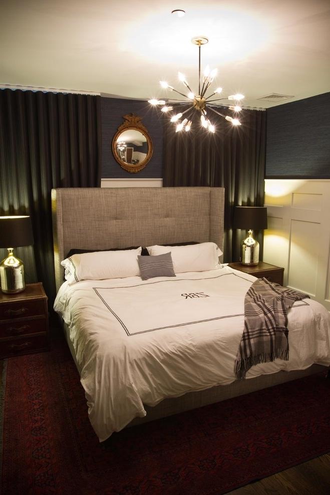 Featured Photo of Bedroom Chandeliers