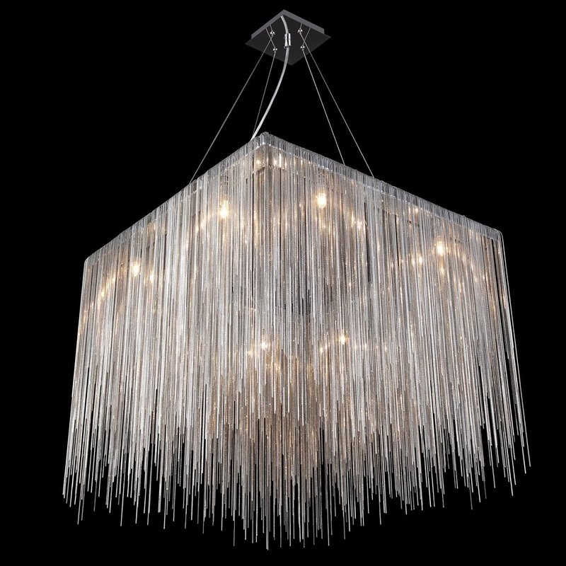Wayfair Within Waterfall Chandeliers (View 9 of 10)