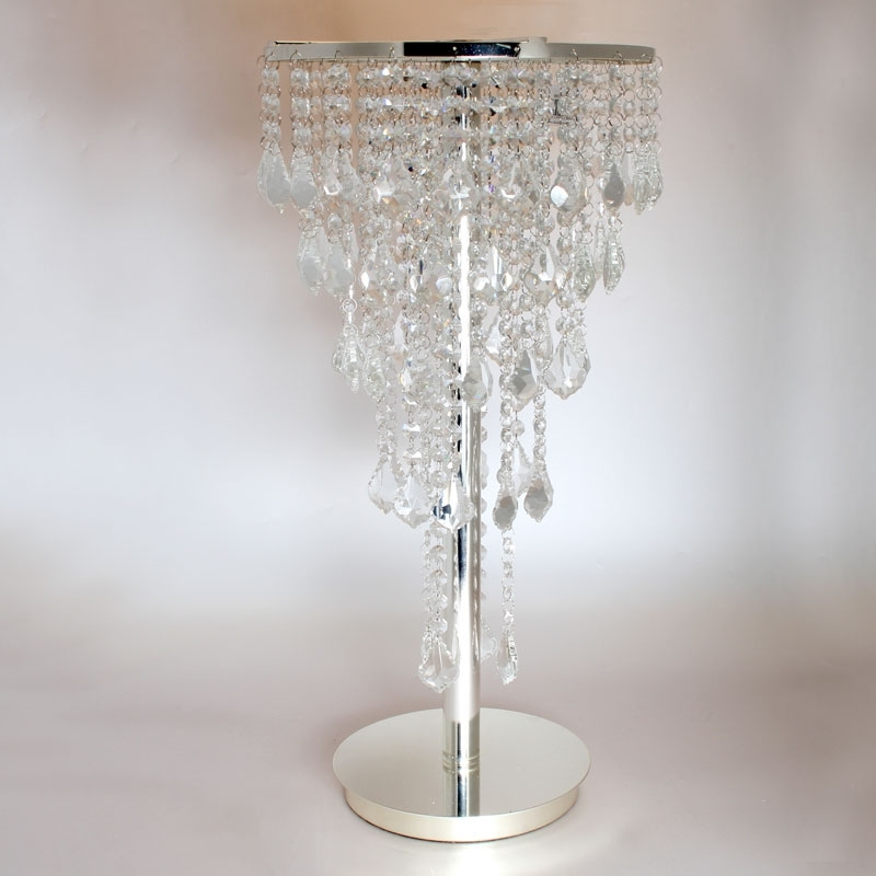 Wedding Mall Within Preferred Crystal Table Chandeliers (View 9 of 10)