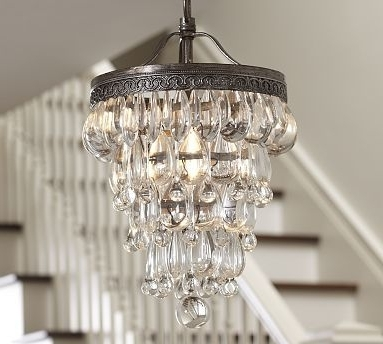 Well Known 13 Best Drop Chandelier Images On Pinterest Chandeliers Ceiling For For Small Hallway Chandeliers (View 8 of 10)