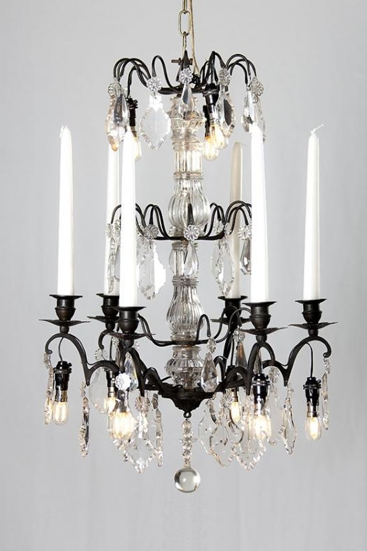 Well Known Antique Black Chandelier Intended For Antique Black Chandelier – Chandelier Designs (View 9 of 10)