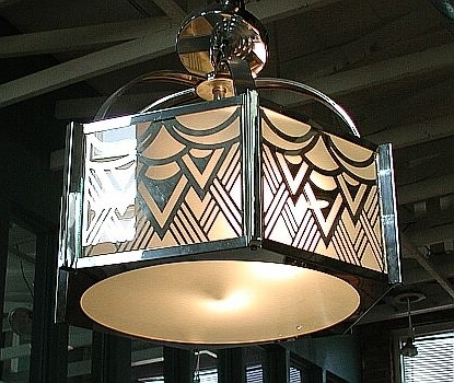 Well Known Art Deco Chandeliers Regarding Reproduction Art Deco Lighting Deco Dence Art Deco Lighting (View 7 of 10)
