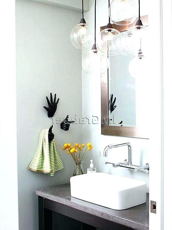 Well Known Chandelier Bathroom Lighting Intended For Chandelier For Bathroom Chandelier Bathroom Lighting Fixtures (View 4 of 10)
