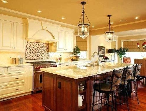 Well Known Country Kitchen Lighting French Country Lighting Over Kitchen Island Throughout French Country Chandeliers For Kitchen (View 6 of 10)