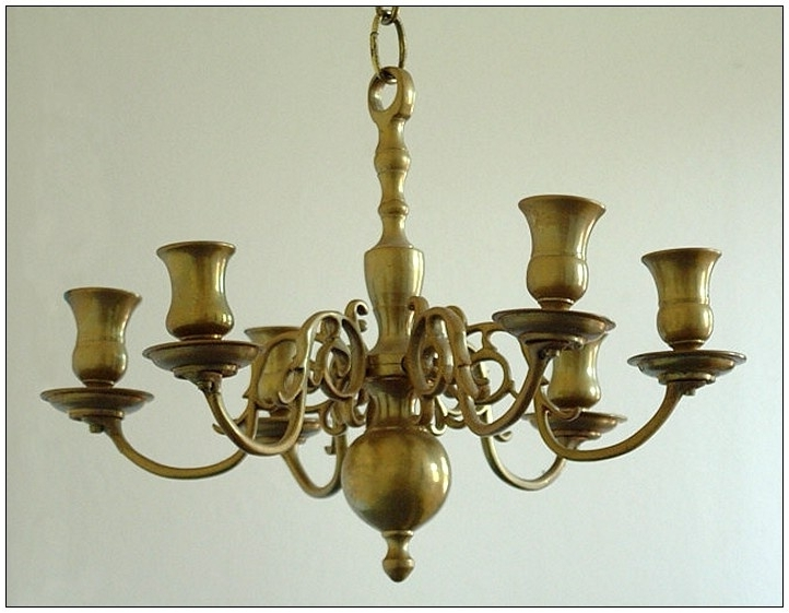 Well Known Home Design : Luxury Antique Brass Chandeliers Chandelier Home For Old Brass Chandelier (View 8 of 10)