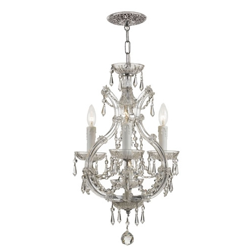 Well Known Mini Crystal Chandeliers With Regard To Stylish Small Crystal Chandelier Mini Chandeliers On Sale Intended (View 9 of 10)