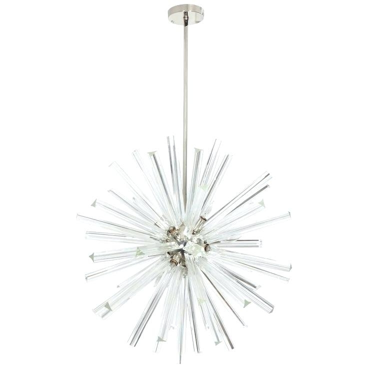 Well Known Mini Sputnik Chandeliers Intended For Small Sputnik Chandelier Best Let There Be Light Images On Home (View 10 of 10)
