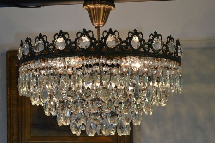Well Known Spacious Chandelier For Low Ceiling Home Website Intended Amazing For Short Chandeliers (View 9 of 10)